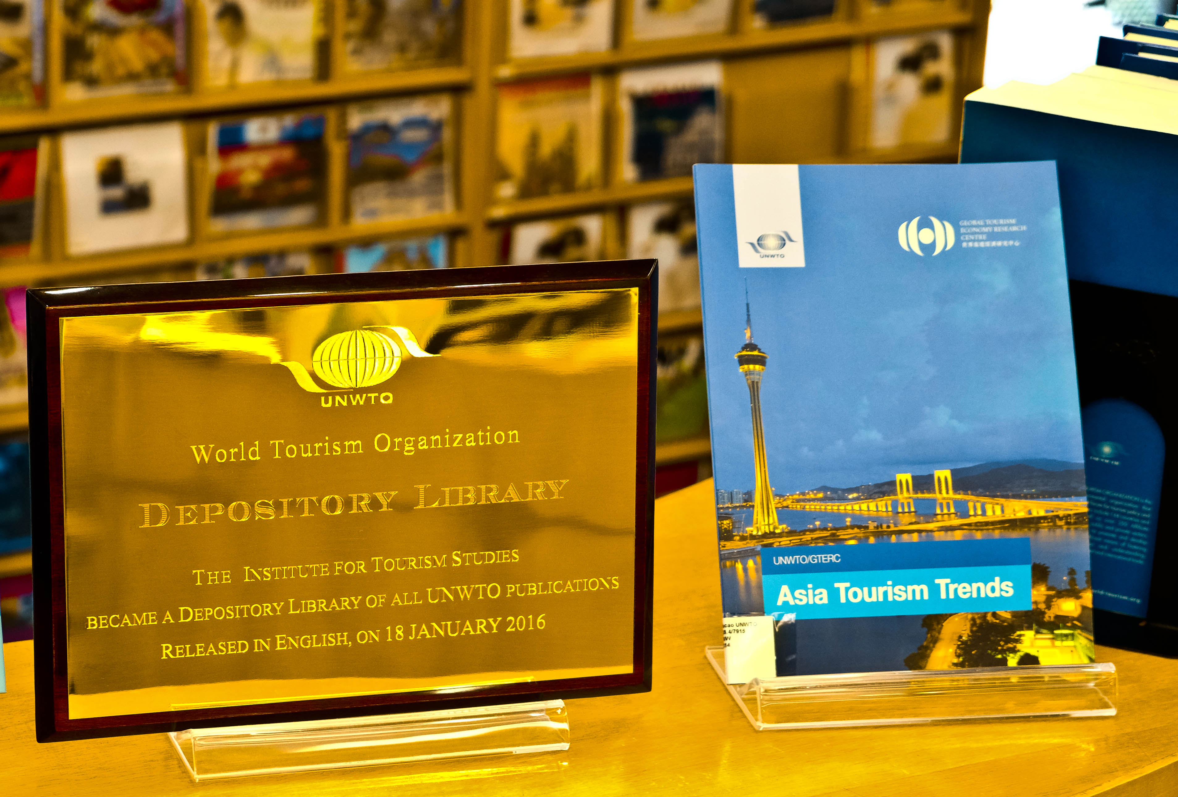 Ift news in january 2016 ift multimedia library has become the first world tourism organization unwto depository library in macao launched by unwto in 2003 publicscrutiny Choice Image
