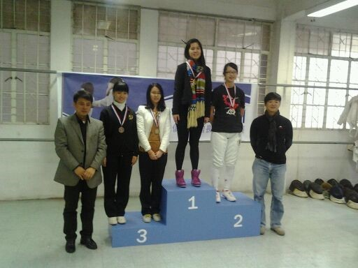 Macao University Students Fencing Championship 2011